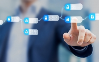 Blockchain technology impact on business