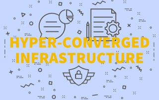 Hyperconverged infrstructure