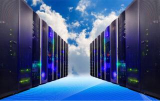 A Conceptual vision of a Datacenter on the cloud. Enterprise Cloud Computing