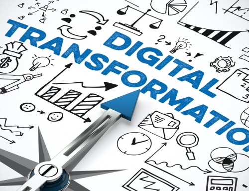 Your competition has a digital transformation plan. Do you?