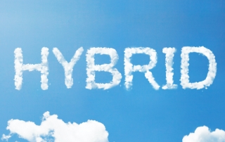 Hybrid IT, on-premise, cloud